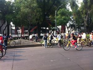 Ciclistas recortadores