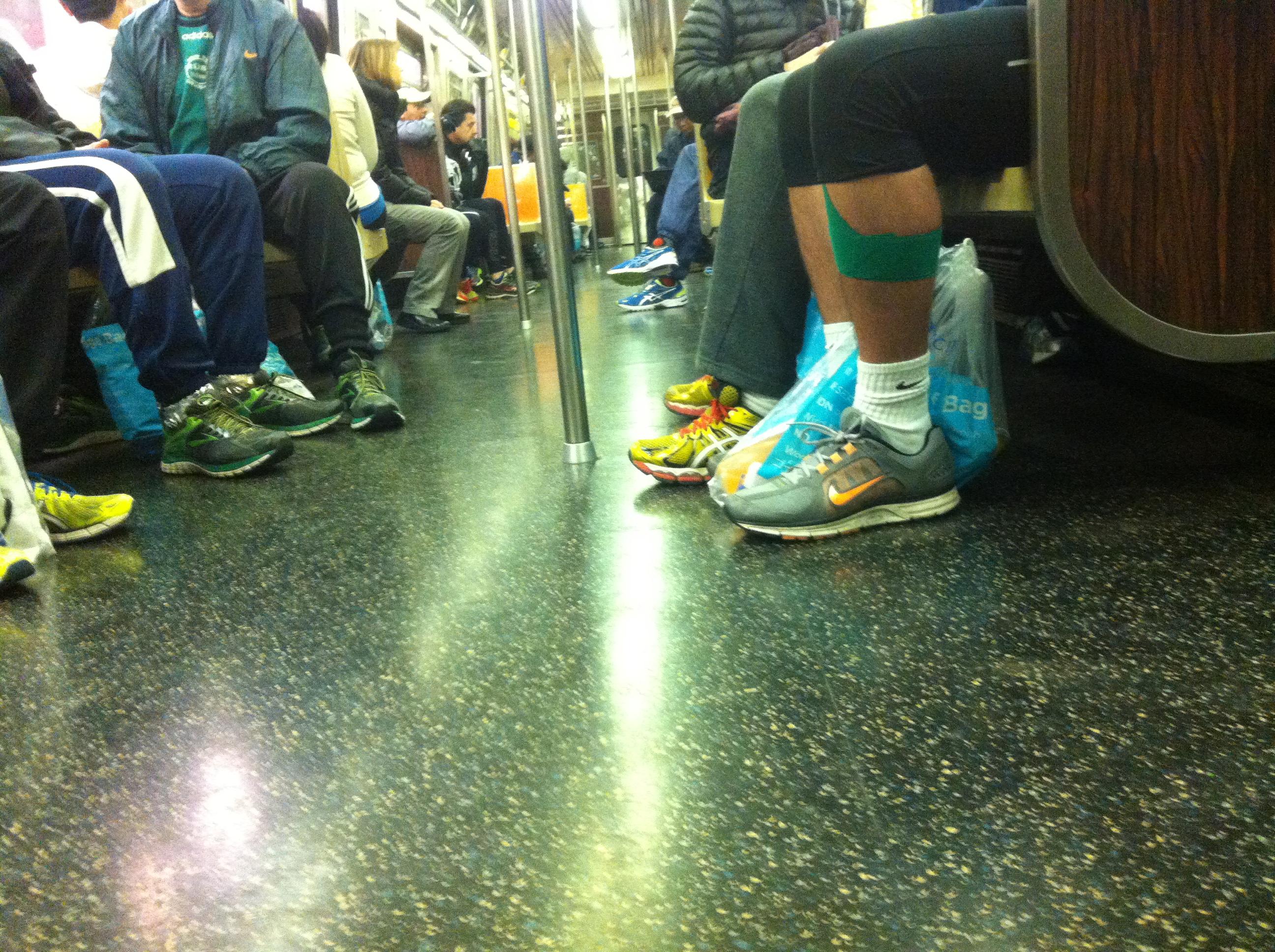 Lo que el viento se llevó: Maratón de Nueva York 2014   Último Cajón